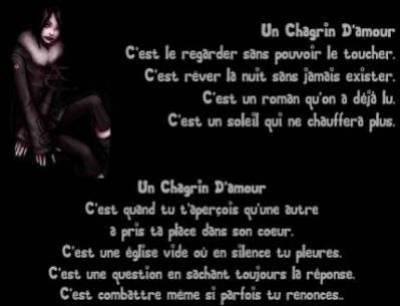 Chagrin Damour